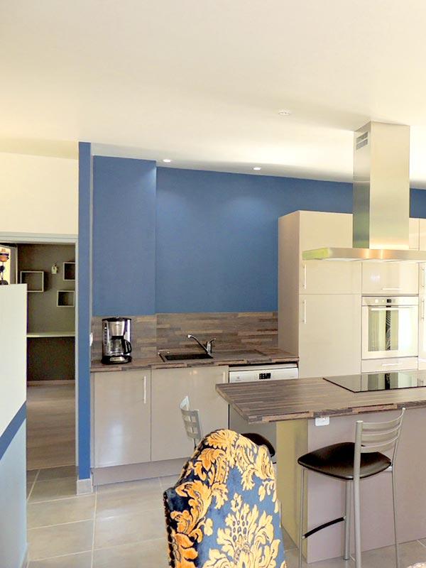 cuisine gite moulin la clairi re le moulin. Black Bedroom Furniture Sets. Home Design Ideas