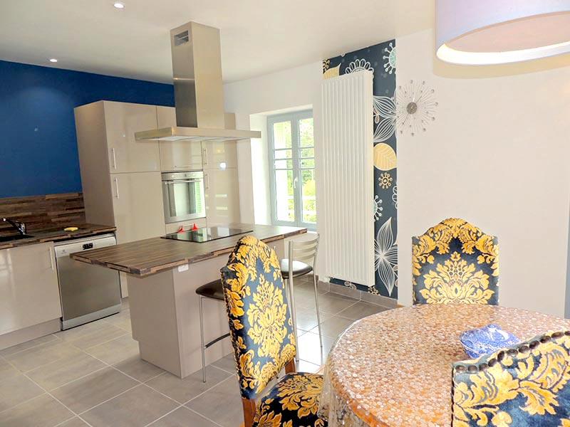 gite moulin cuisine la clairi re le moulin. Black Bedroom Furniture Sets. Home Design Ideas
